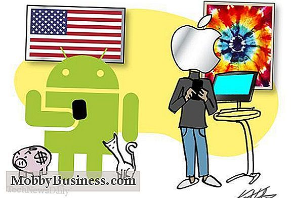 Android, iPhone Bruger Stereotyper Revealed