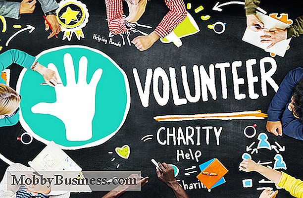 Een hervattingsversterking nodig? Add Volunteer Experience