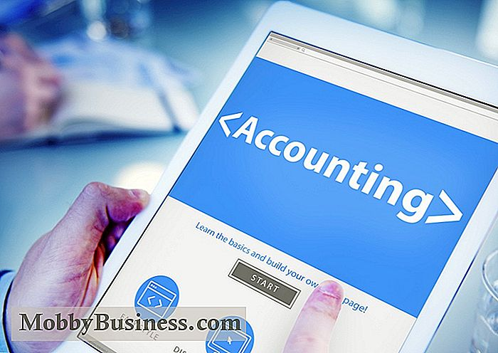 Velge riktig Small Business Accounting Software