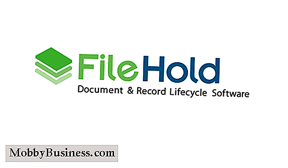 FileHold Express Review: Best Document Management System for små bedrifter