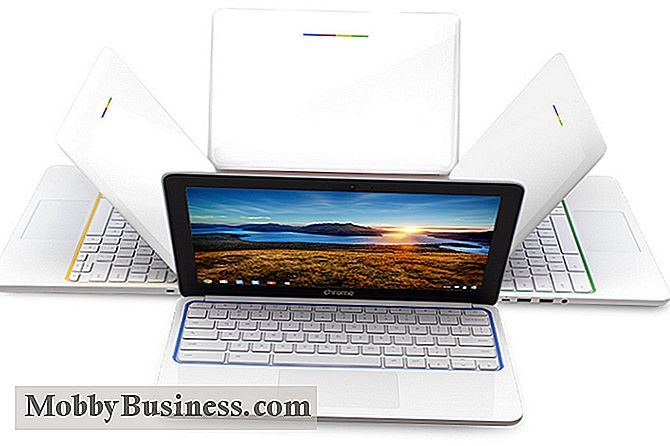 3 Bästa Work Chromebooks for Entrepreneurs i 2018