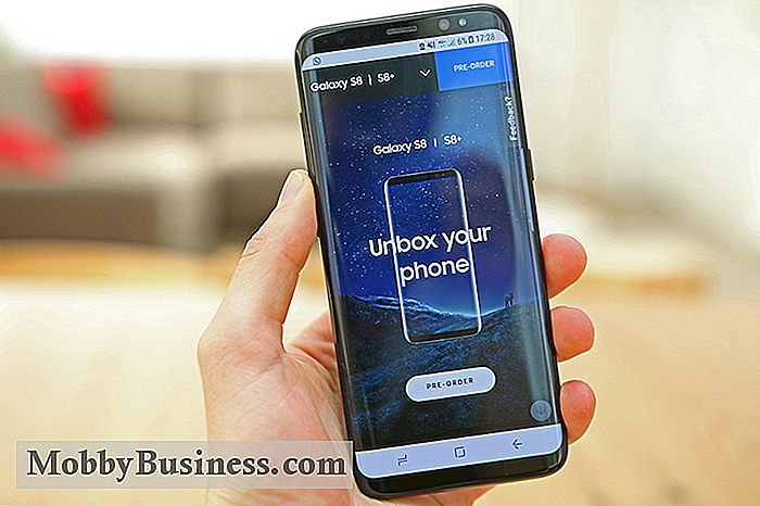 5 Business-Friendly Samsung Galaxy S8 Etuier