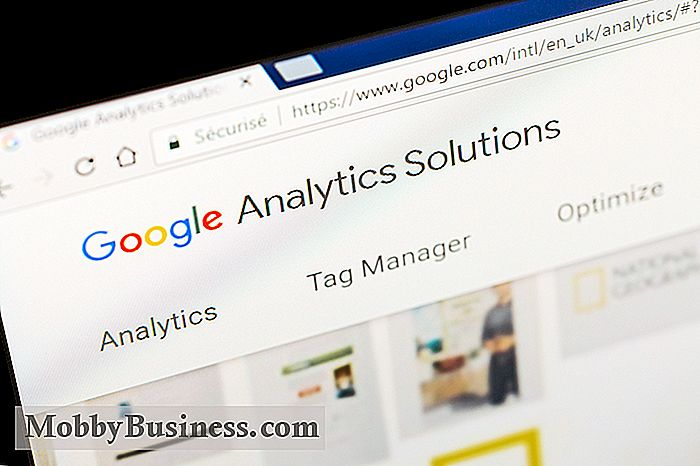 5 Google Analytics-rapporter for entreprenører