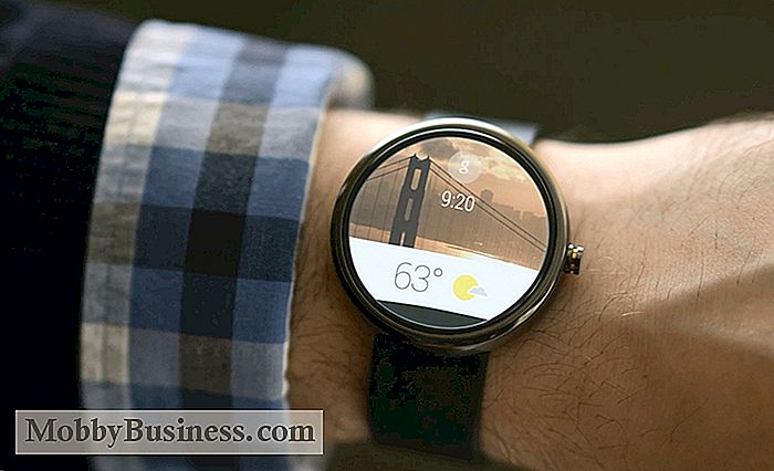Android Wear: Top 3 der Business-Funktionen
