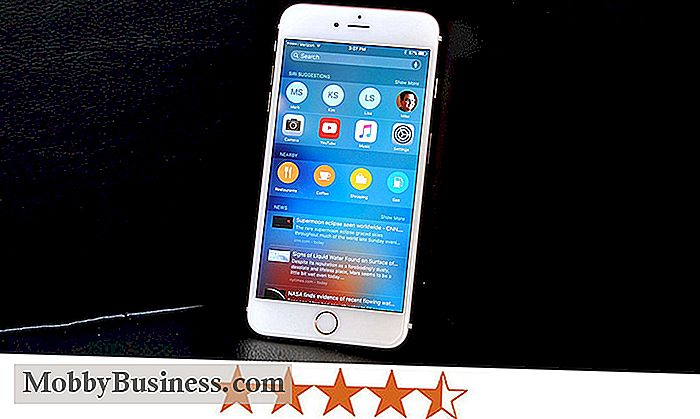 Apple iPhone 6s Review: Er det godt for erhvervslivet?