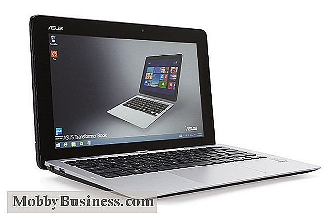 ASUS Transformer Book T200: Top 3 Forretningsfunktioner