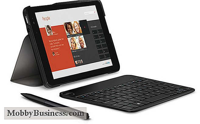 Dell Venue 8 Pro contro iPad Mini con display Retina: Tablet da 8 pollici per le aziende