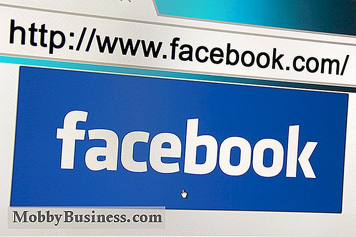 Facebook Debuts Starred Anmeldelser på Business Pages