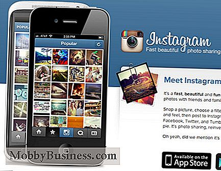 Instagram beats Facebook for social markedsføring