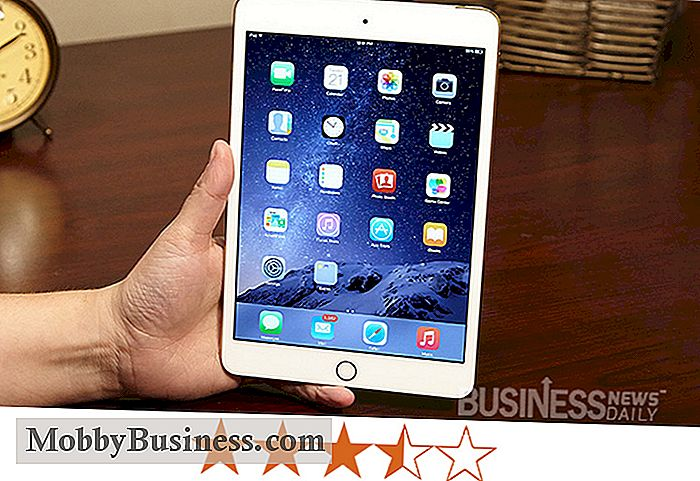 IPad mini 3 Full Review: Je to dobré pro firmu?
