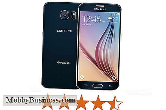 Samsung Galaxy S6 Review: Er det bra for bedrifter?