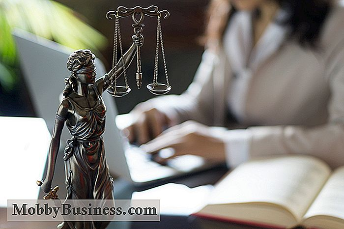 Sådan finder du en Small Business Lawyer Online