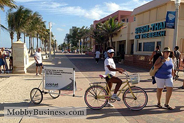 Small Business Snapshot: BikeBillboards.com
