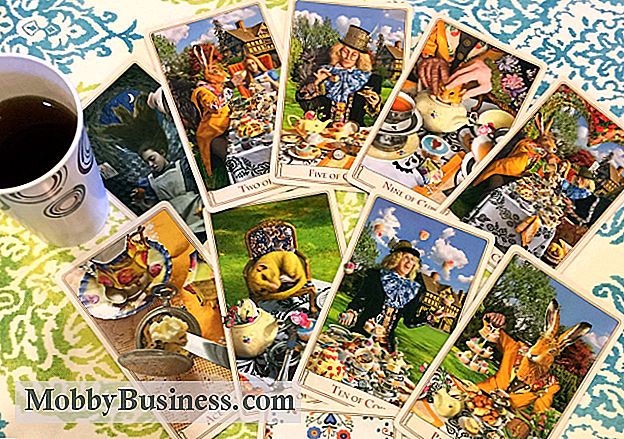 Small Business Snapshot: Dreadlock Tarot