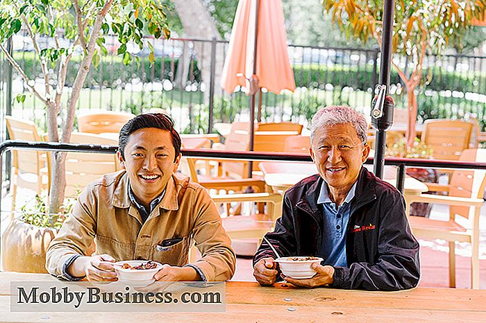 Snapshot Small Business: The Flame Broiler