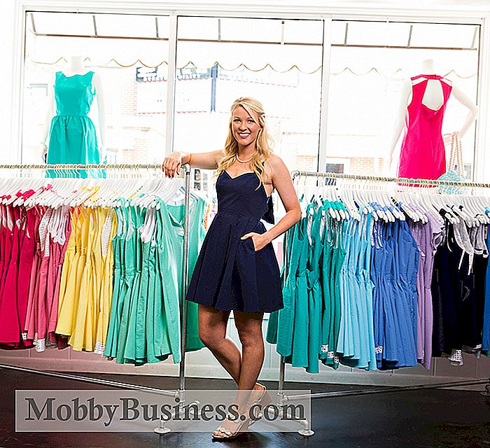 Small Business Snapshot: Lauren James