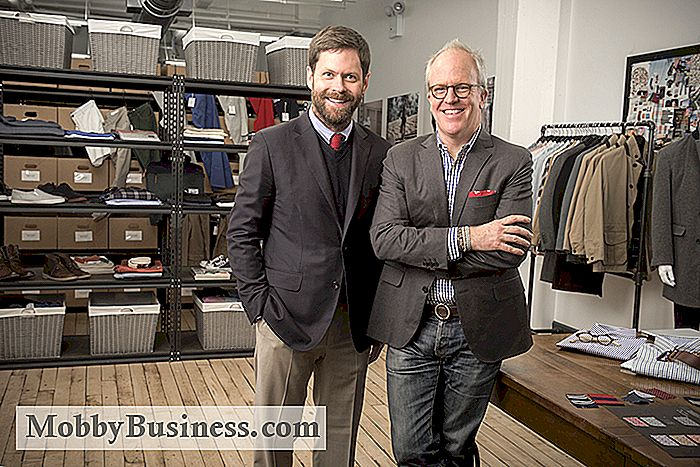 Small Business Snapshot: Peter Manning NYC