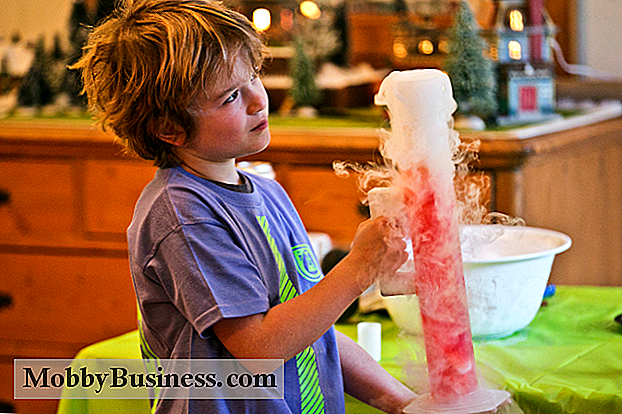 Small Business Snapshot: Profesor Egghead Science Academy