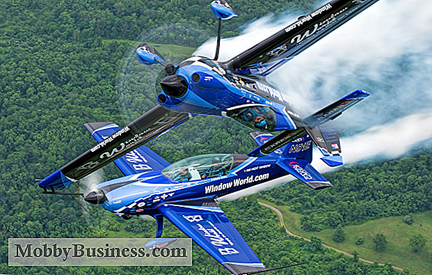 Small Business-Schnappschuss: Rob Holland Aerosports