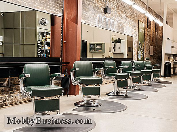Small Business Snapshot: Rudys Barbershop