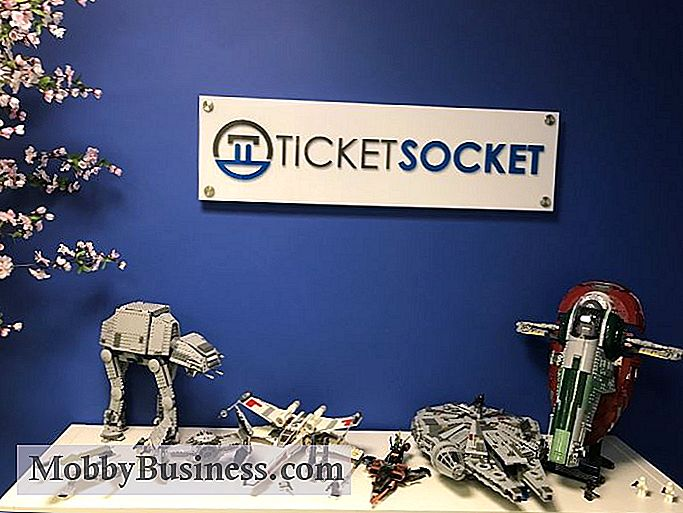 Small Business Snapshot: TicketSocket