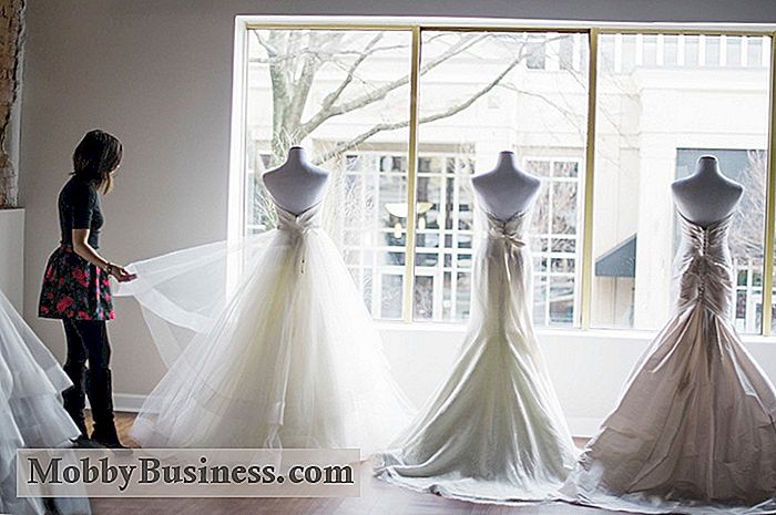 Small Business Snapshot: Die White Magnolia Bridal Collection