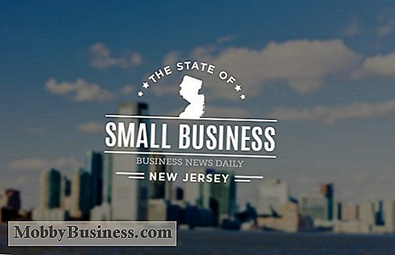 State of Small Business: New Jersey