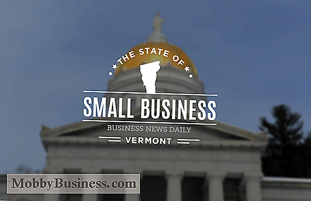 State of Small Business: Vermont