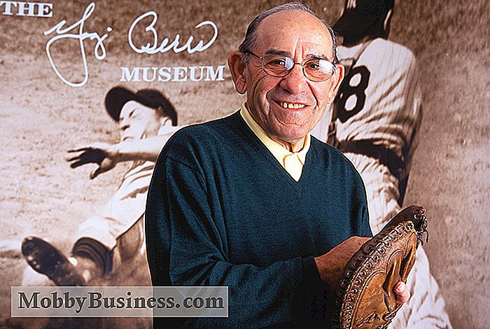 Yogi Berra su Baseball e Business